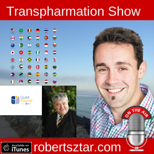 25 – How to streamline your back office and create more time, with Michael Robertson
