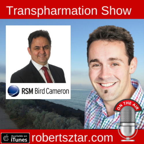 45 – How an accountant can transform your pharmacy financials into daily business insights