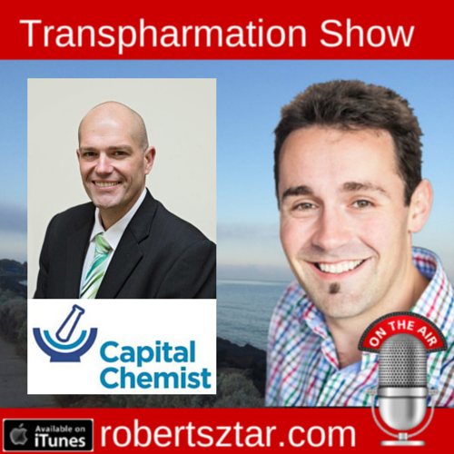 61 – How to plan your pharmacy's remarkable future through consistent innovation