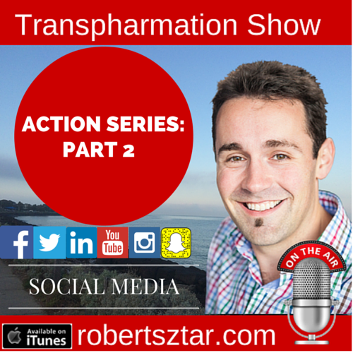 Transpharmation Action Series Part 2: Social Media, 3 Social Media Experts, Next level Strategy, Social Media Planning & Scheduling, Technology Tools