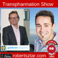 Interview with Ross Gallagher, CEO GuildLink, Best Practice uses of GuildCare, Insights from the Transpharmation Lab, Professional Services Workflow