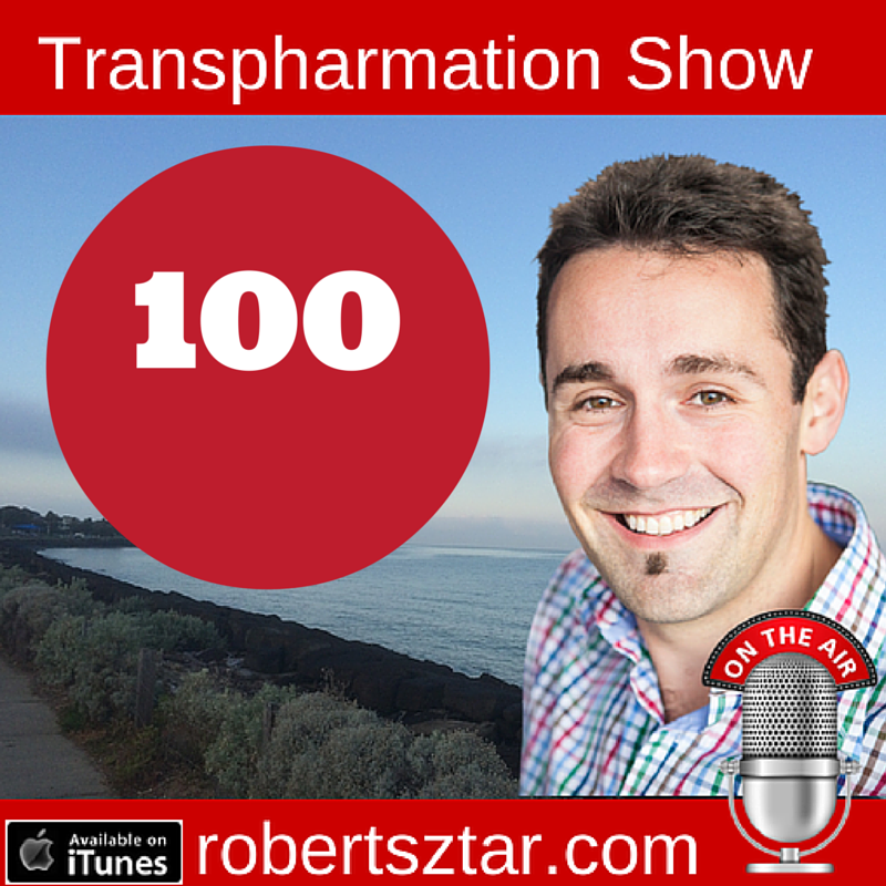 Review of our first 100 episodes with the host Robert Sztar, Snapshot of the state-of-play and a look at the biggest trends in pharmacy