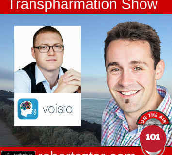 Interview with Tyson Clarke, Founder & Director - Voista, Pharmacy Training & High Performance, Flexible Training Platforms, Culture